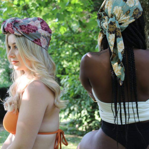 turban accessoire cheveux