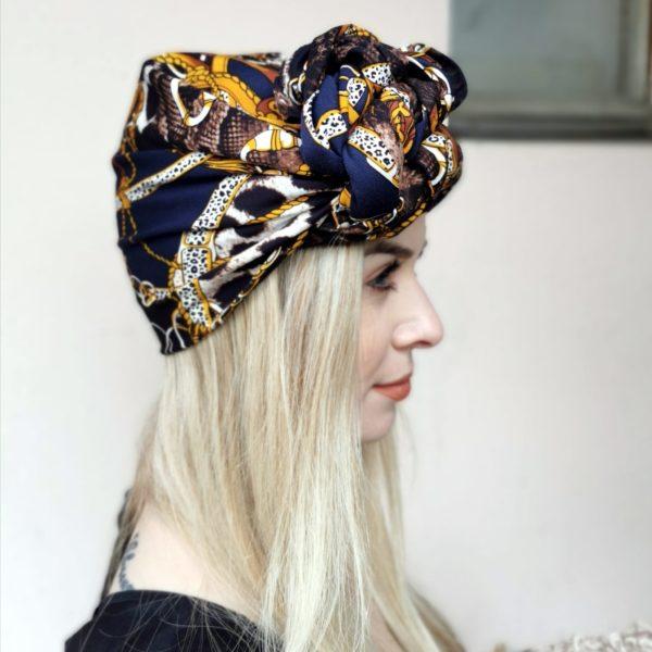 turban-tissu-hermes-soie