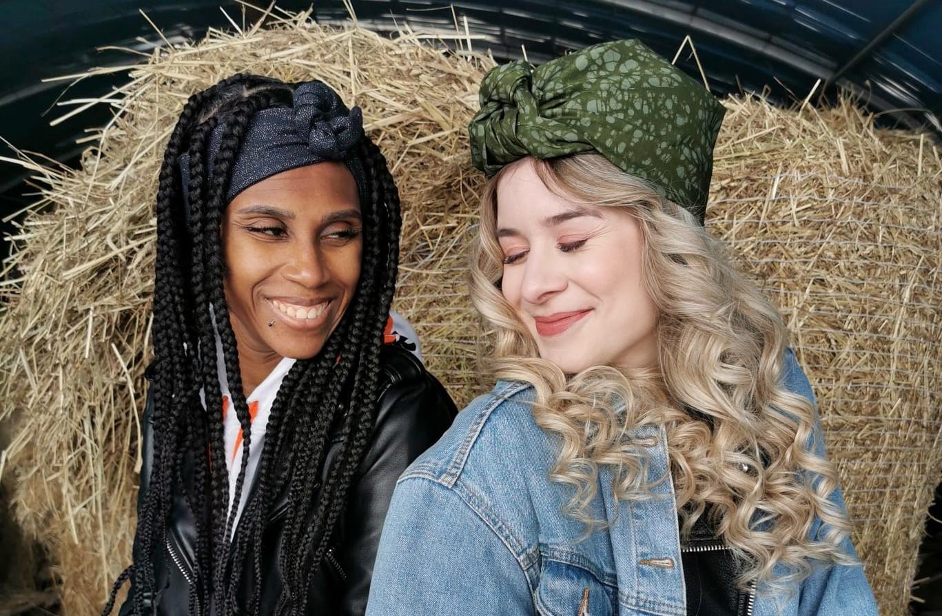 foulard cheveux turban wax lausanne